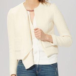 Maje wool cotton jacket